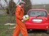 Unser  Mann in Orange :-))