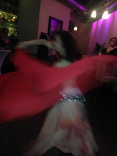 Tanzeinlage
