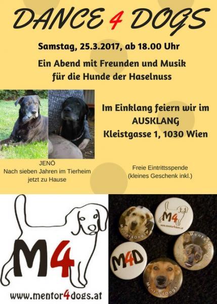 dance4dogs einladung